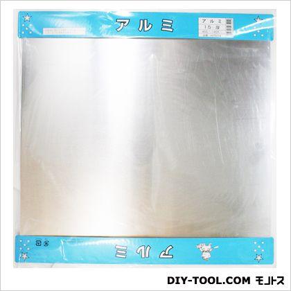 アルミ板      平板  H7504  1.5X455X455mm 863200