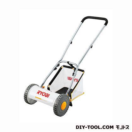 手押し芝刈り機 白 (HLM-300)