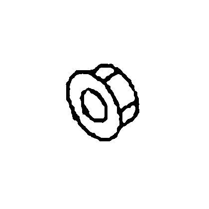 チェーンソー用座付ナット   CH10524
