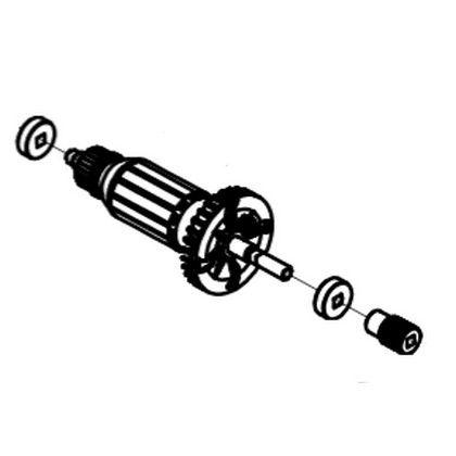 電子芝刈機用 部品 アマチェアセット   6035962