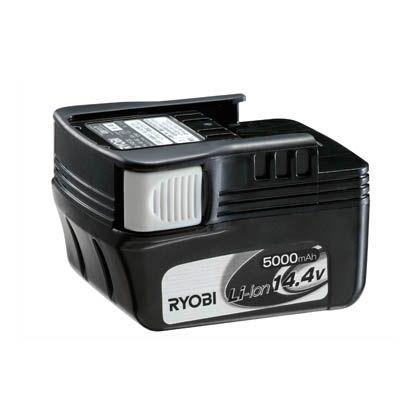 14.4V 5,000mA電池パック   B-1450L
