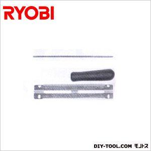 チェンソー用ヤスリホルダーセット(丸ヤスリ(4mm)、ヤスリ柄・ヤスリホルダー) (6600031)