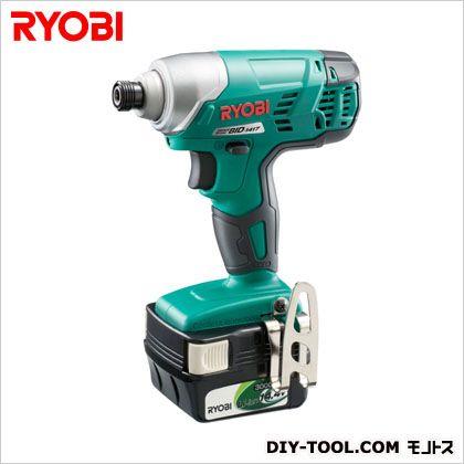 充電式インパクトドライバー 14.4V (充電器・電池パック2個付き)   BID-1417