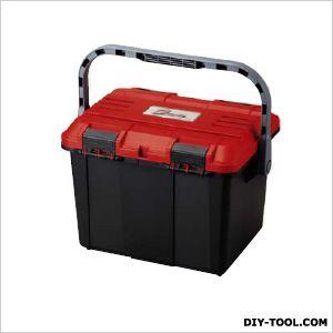 ドカット 工具箱(ツールケース) レッド/ブラック  D-4700