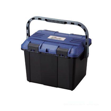 ドカット 工具箱(ツールケース) ブルー/ブラック  D-4700