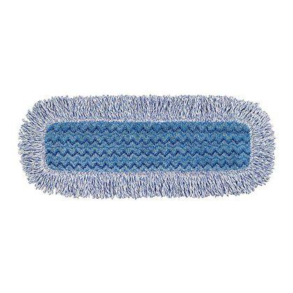 ラバーメイド ウエットパッド フリンジ付き ブルー 46cm Q416