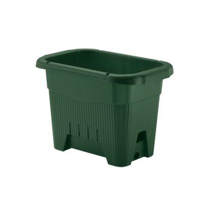 水ラク緑のカーテンプランター ダークグリーン 85型