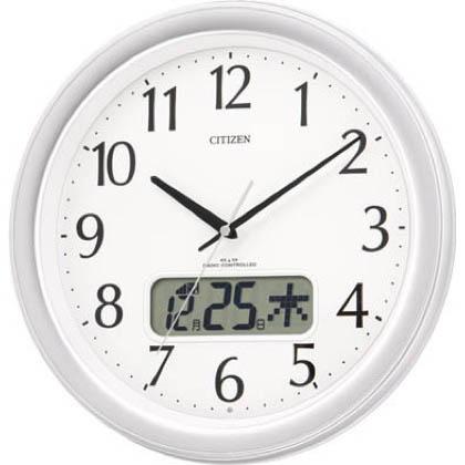 リズム時計工業 シチズン ネムリーナカレンダーM02 4FYA02019 1個   4FYA02019 1 個