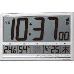 ペールナビ 大型電波時計(熱中症等注意表示付) 8RZ147003   8RZ147-003 1 個