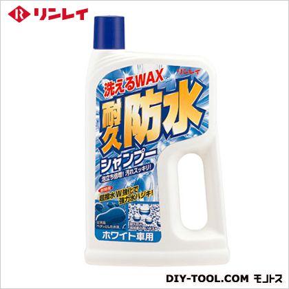 耐久防水シャンプー ホワイト 750ml E-25