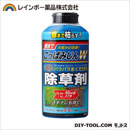 こっぱみじん 除草剤 W 900g  7.3×10.6×23cm    一般除草剤(顆粒) 除草剤・殺菌剤