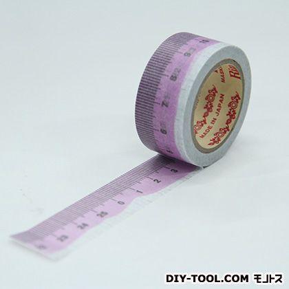 Rink チョコっと文具 イチゴ 装飾マスキングテープ  20mmx7m