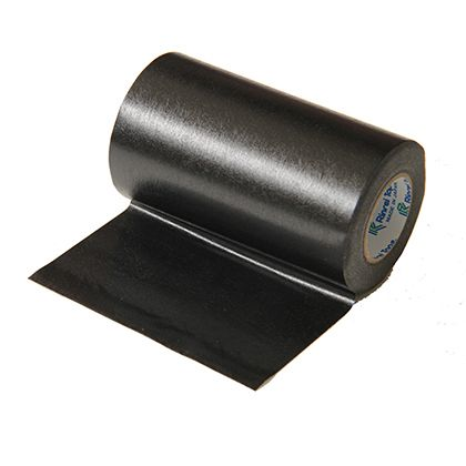 黒板になる和紙テープ 黒  100mm×18m