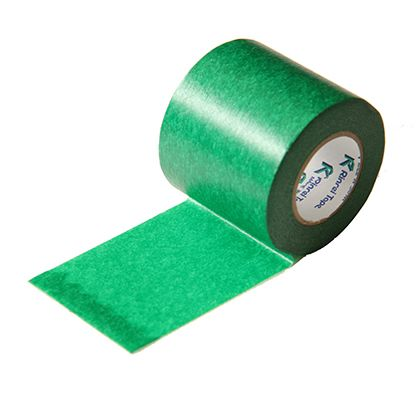 黒板になる和紙テープ 緑 50mm×18m