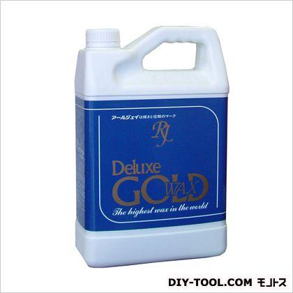 デラックスゴールド超高濃度樹脂ワックス  5L DG-05