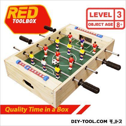 サッカーゲーム 工作キット  約L50.5×W51×H14.5cm K031