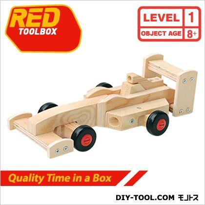 レーシングカー 工作キット  約L22.5×W12×H6.5cm K070