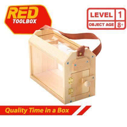 レッドツールボックス むしかご ミニサイズ   K021