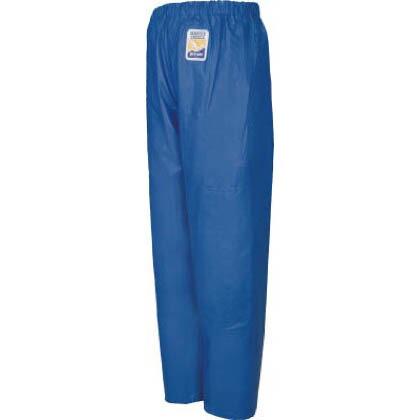 ロゴスコーポレーション ロゴス マリンエクセル 並ズボン膝当て付き ブルー 3L 1着 12050150   12050150 1 着