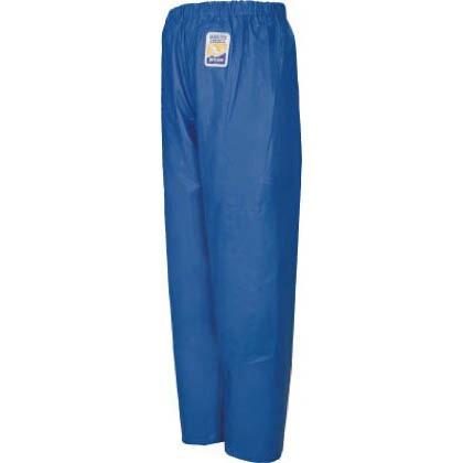ロゴスコーポレーション ロゴス マリンエクセル 並ズボン膝当て付き ブルー L 1着 12050152   12050152 1 着