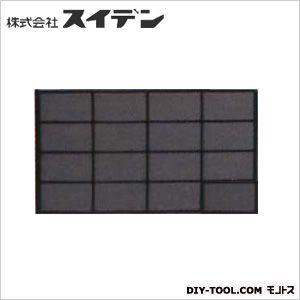 スイデン スポットエアコン用オイルミストフィルター 1口用(B) 品コード(3001510000)