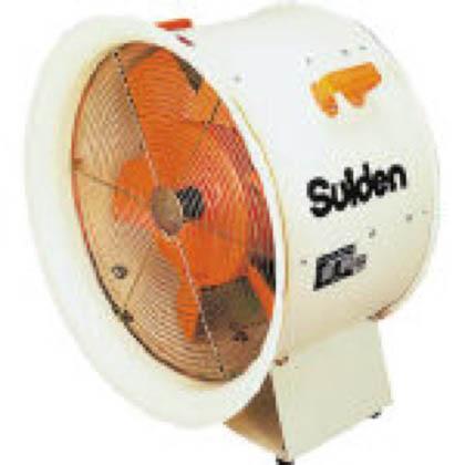 送風機(軸流ファンブロワ)ハネ500mm 三相200V (SJF506) 1台