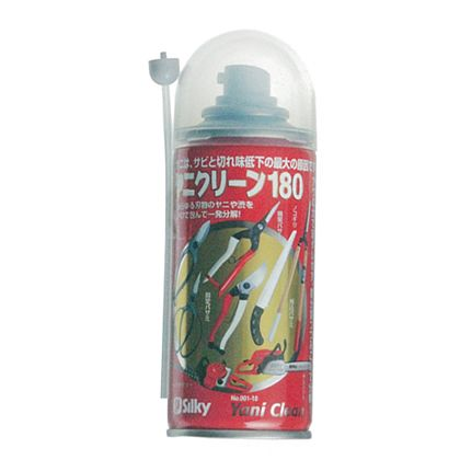 ヤニクリーン180 (001-18)