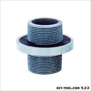 モリマーサム樹脂 ローリータンク 部品 ニップル(PE/25A)