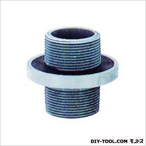 モリマーサム樹脂 ローリータンク 部品 ニップル(PE/50A)