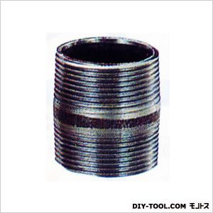 モリマーサム樹脂 ローリータンク 部品 ニップル(鉄/25A)