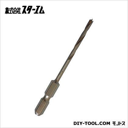 竹だけじゃない!多種材対応の 竹用ドリル  3mm  601-030