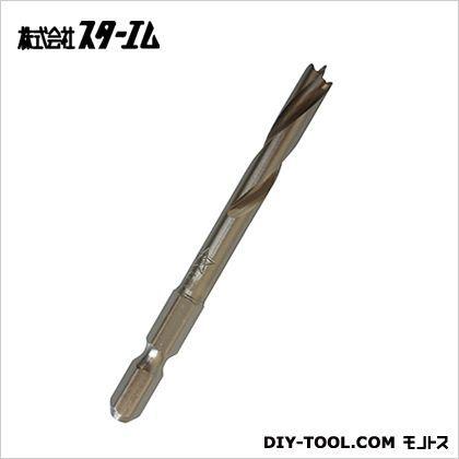 竹だけじゃない!多種材対応の 竹用ドリル  6mm  601-060