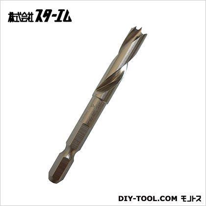 竹だけじゃない!多種材対応の 竹用ドリル  8mm  601-080
