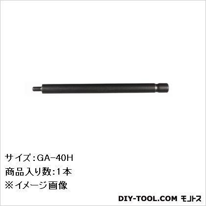サンコーテクノ グリップアンカー用打ち込み棒   GA-40H 1 本