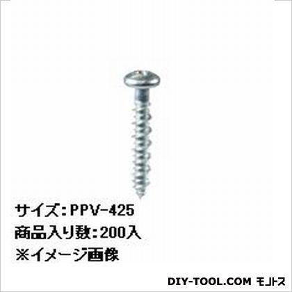 サンコーPレスアンカースチール製(200本入)  4X25 PPV-425 200 本