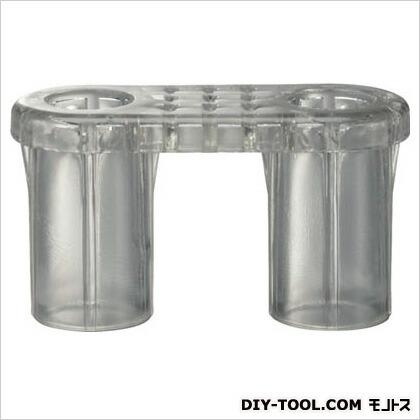 プラスチックフェンスCUジョイント透明 (×1個)   805199