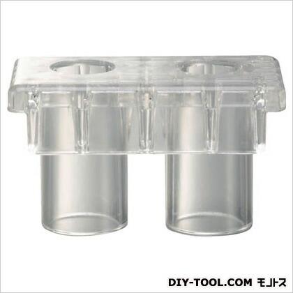 サンコー プラスチックフェンスSTジョイント透明 (×1個)   805198