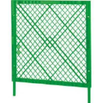 プラスチックフェンスNー2緑 (×1台)   N2