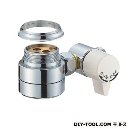シングル混合栓用分岐アダプター   B98-AU2
