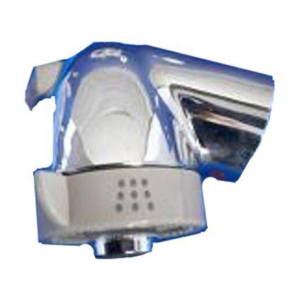 シングル浄水器付ワンホールスプレー混合栓 K8768TJVヘッドのみ グレー (MS818-80X-DH)
