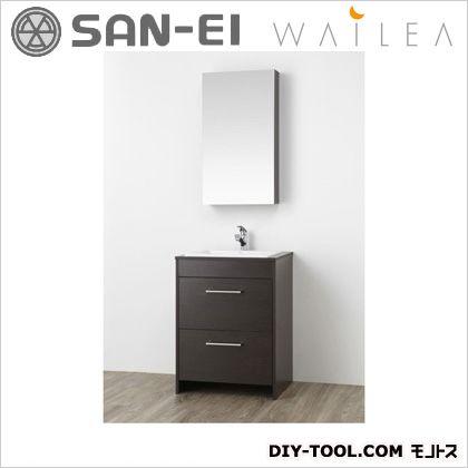 【送料無料】三栄水栓 洗面化粧台   WF014S-600-DB-T2  洗面器洗面