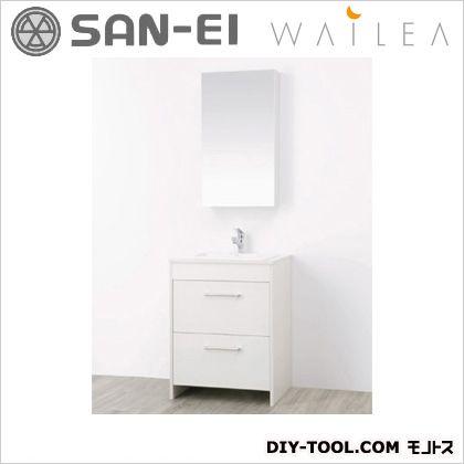 【送料無料】三栄水栓 洗面化粧台   WF014S-600-IV-T2  洗面器洗面