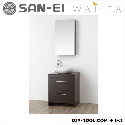 【送料無料】三栄水栓 洗面化粧台   WF015S-600-DB-T1  洗面器洗面