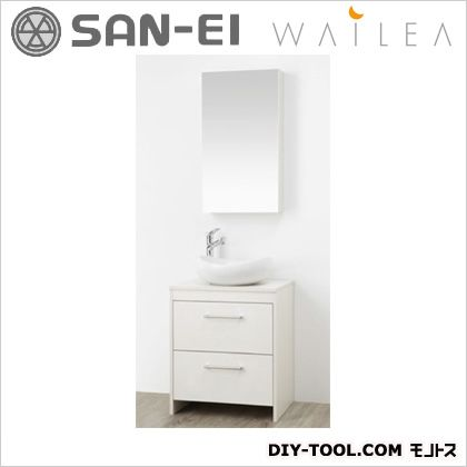 【送料無料】三栄水栓 洗面化粧台   WF015S-600-IV-T2  洗面器洗面