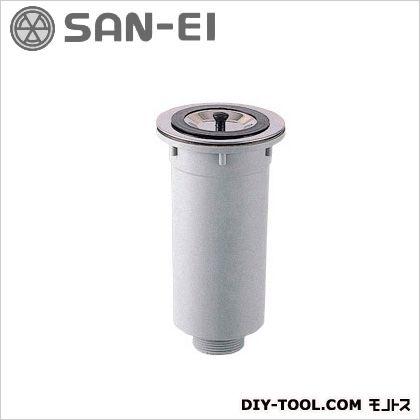 三栄水栓 カゴ付流し排水栓   H65-50