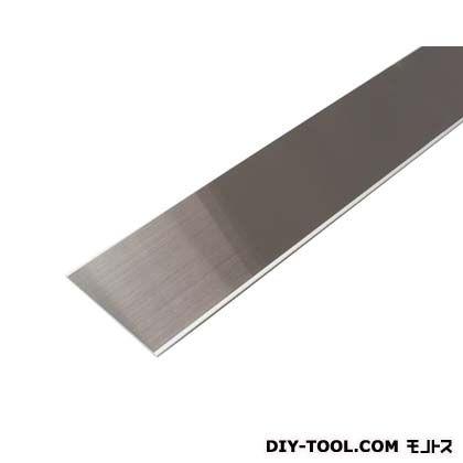 SUS複合巾木 クリア 2000mm SK-60X2ヘ304グレー