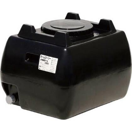 ホームローリータンク200 黒 800×640×580mm HLT200BK 1 台