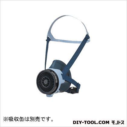 防毒マスク半面形面サイズM/E   GM77-ME