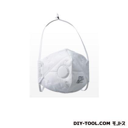 使い捨て式防塵マスク 日本製 (DD01V-S2-2) 10枚入