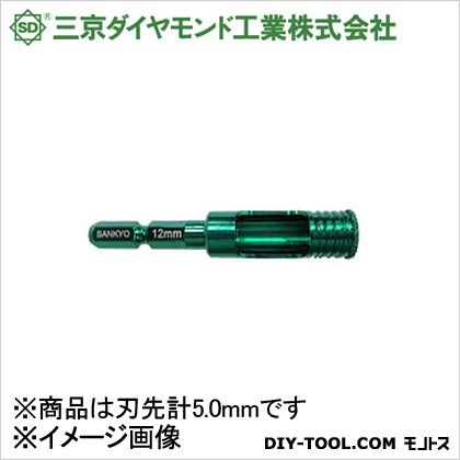 VBダイヤドリル 六角軸 5.0mm (VBH-050)